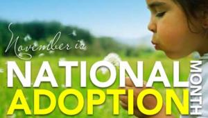 National-Adoption-Month